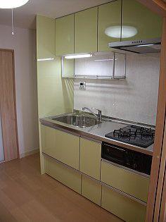 システムキッチン「ラクエラ」I型、間口1650w
