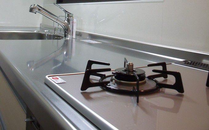クリナップのシステムキッチン「クリンレディ」の施工事例