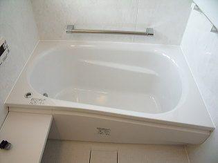 浴室の手すり